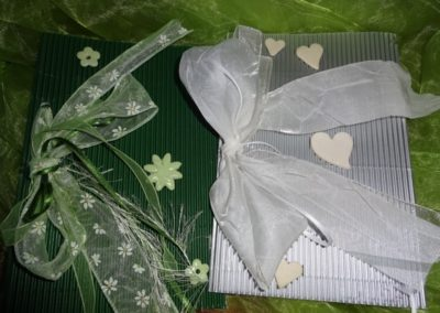 Gutschein als Hochzeitsgeschenk