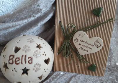 Geschenkgutschein für Namenslampe